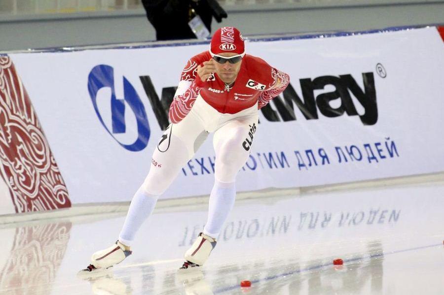Нижегородский конькобежец занял первое место вфинале Кубка РФ