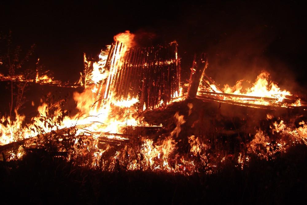 СКпроводит проверку после погибели мужчины впожаре вСеменове