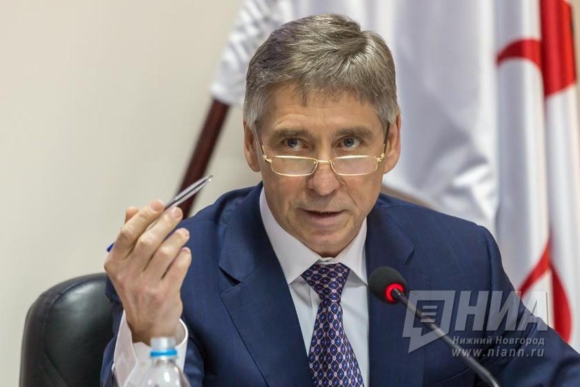 Расходы бюджета Нижнего Новгорода увеличены неменее чем на2 млрд руб.