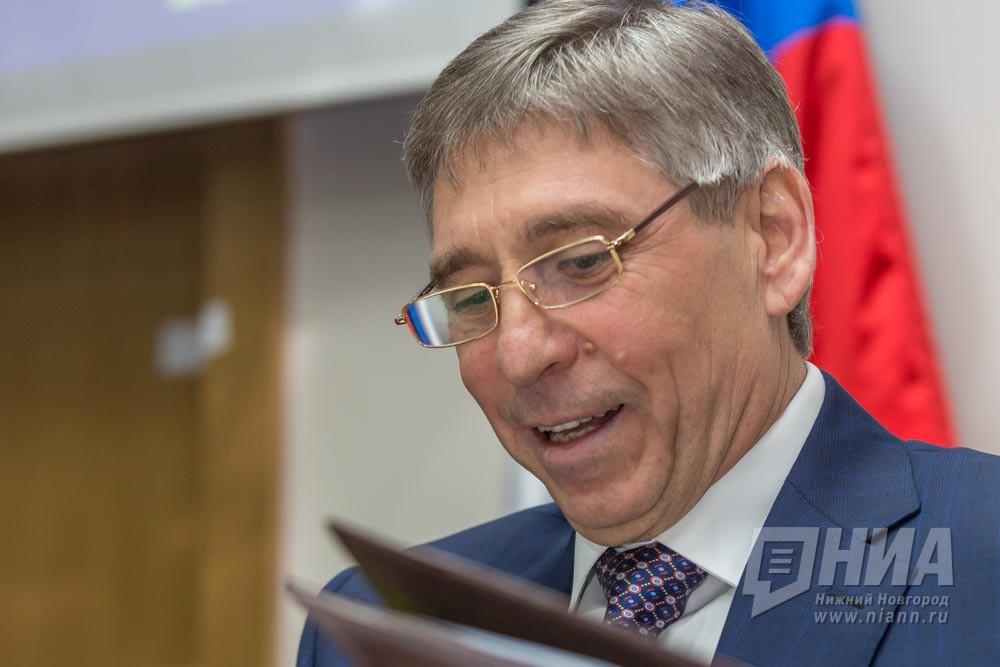 Народные избранники городской думы сегодня приняли отчет руководителя Нижнего Новгорода