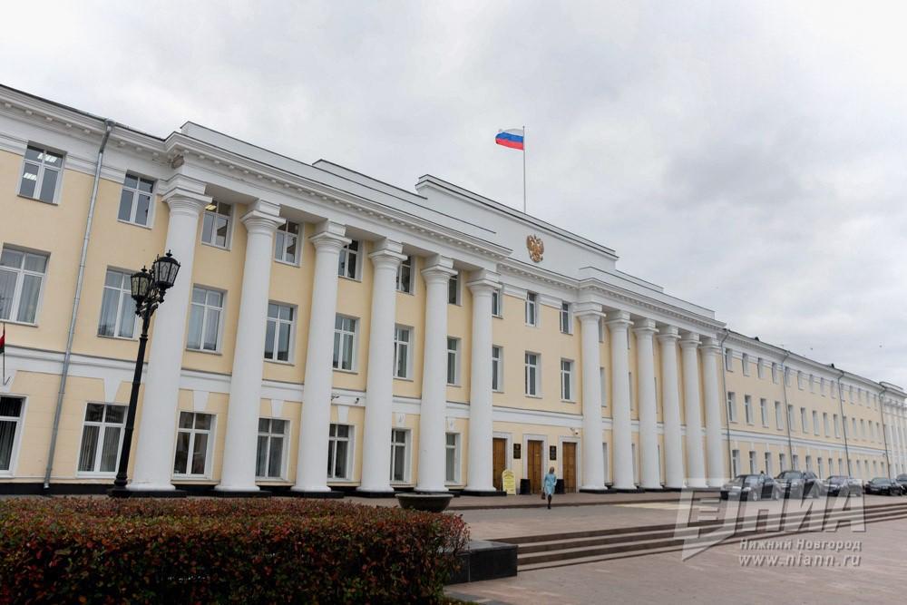 Бюджет Нижегородской области ушел в недостаток