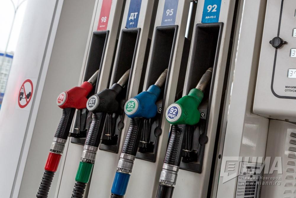 Рост цен набензин в РФ чуть ускорился занеделю
