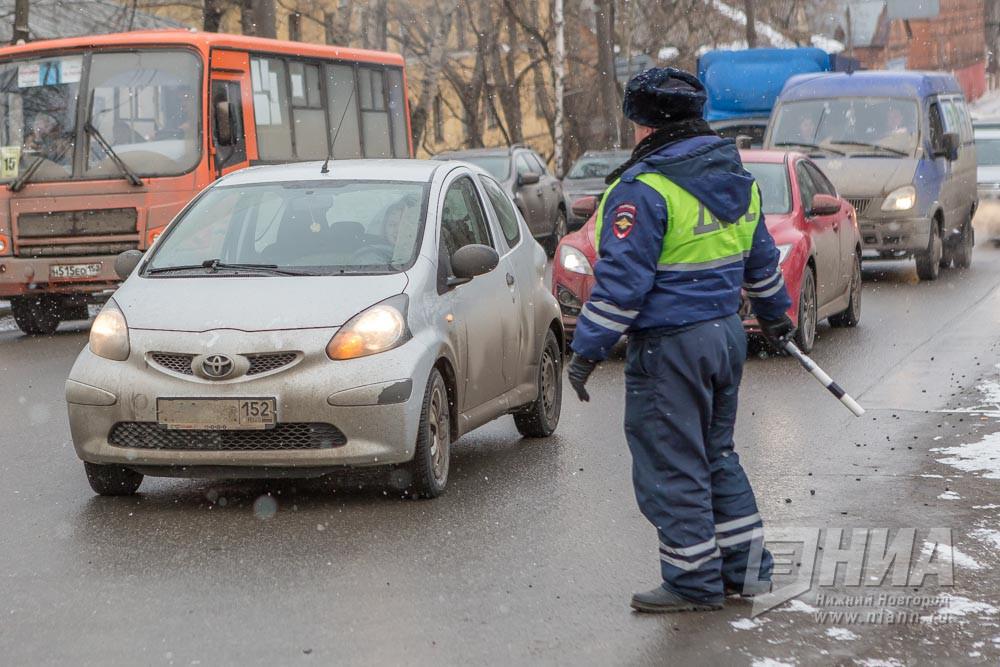 Нетрезвого сотрудника арзамасского автосервиса задержали зарулем угнанной иномарки