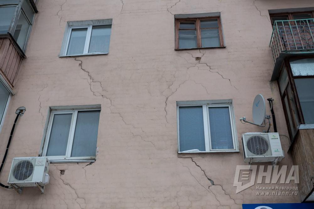 ВНижнем Новгороде определены площадки для переезда жильцов ветхого фонда