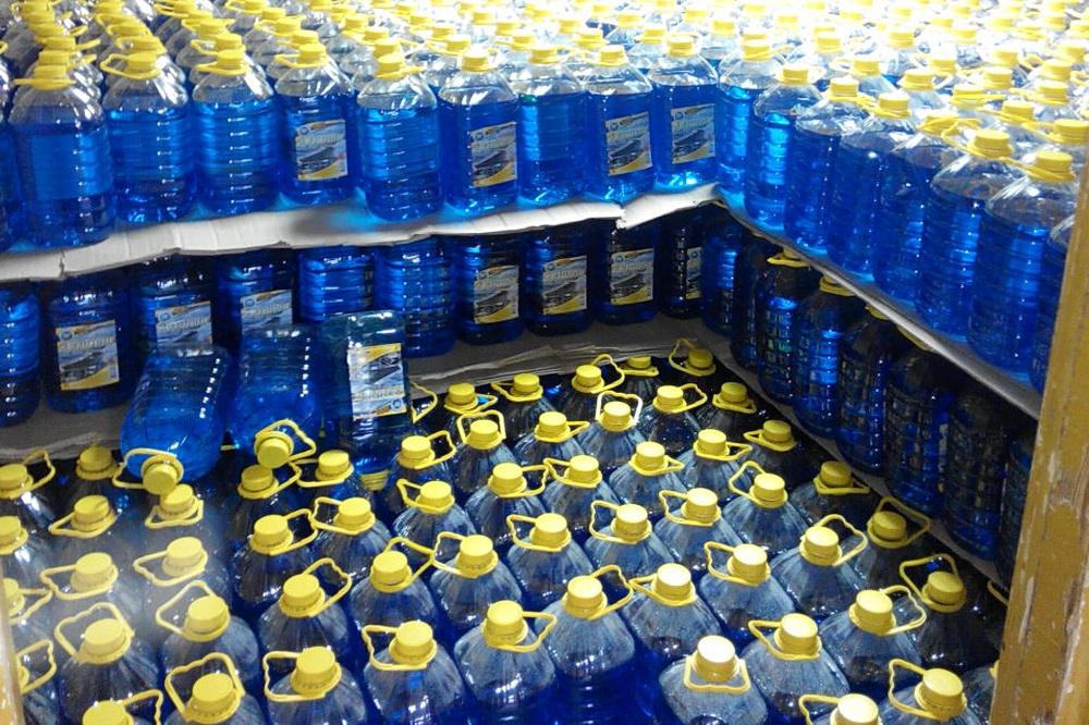 Гражданин Дзержинска продавал ядовитую стеклоомывающую жидкость