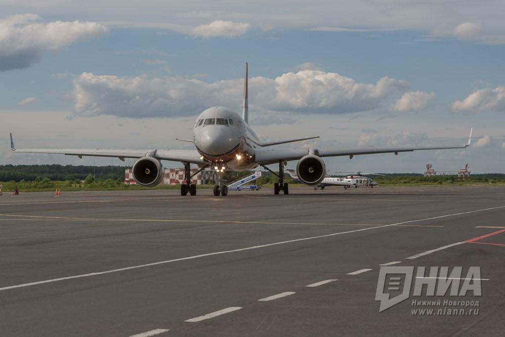 Прямые рейсы изнижегородского аэропорта вТюмень стартуют со2мая