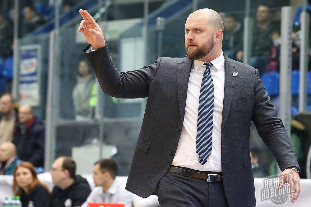 Шталбергс оставляет пост основного тренера «Нижнего Новгорода»