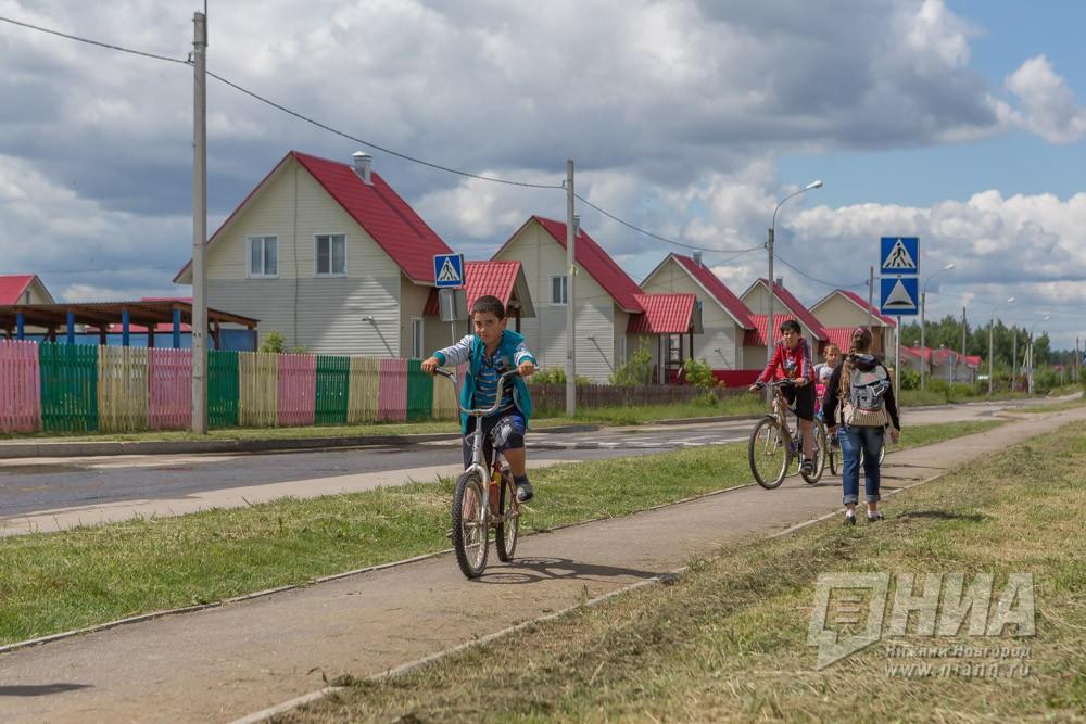 Восемь участков вНижнем Новгороде выделены под ИЖС