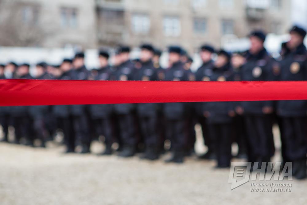 Ударивший полицейского полицу гражданин Нижегородской области получил три года колонии