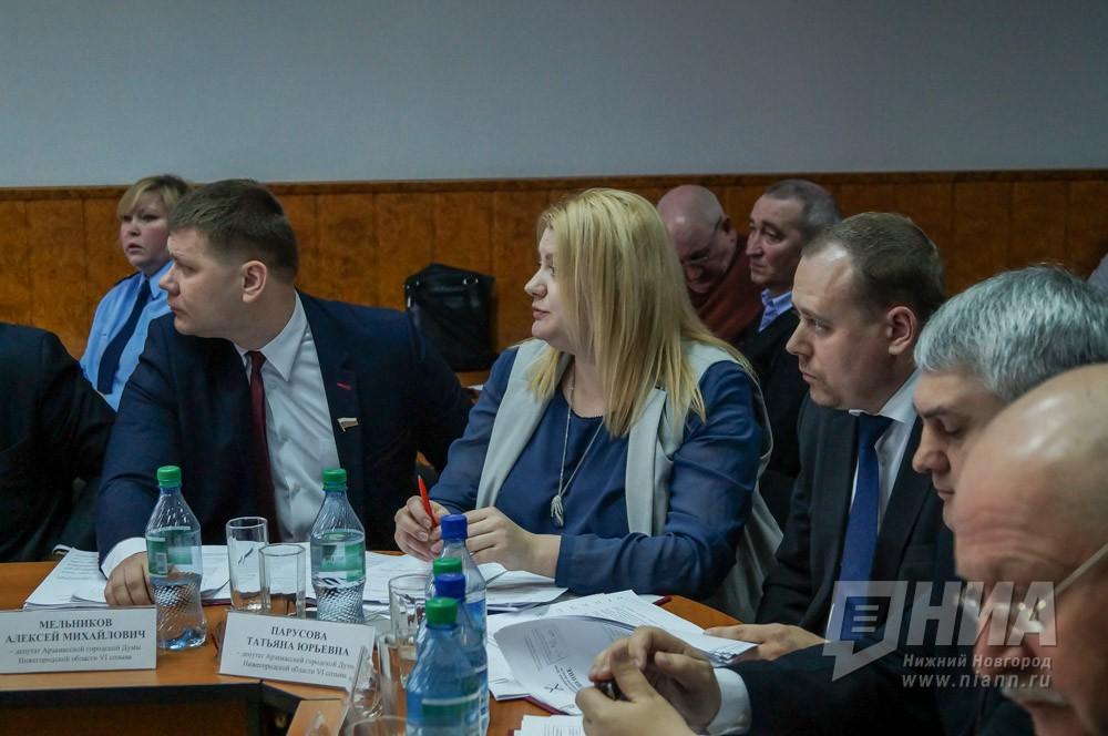 Михаил Мухин стал новым мэром Арзамаса