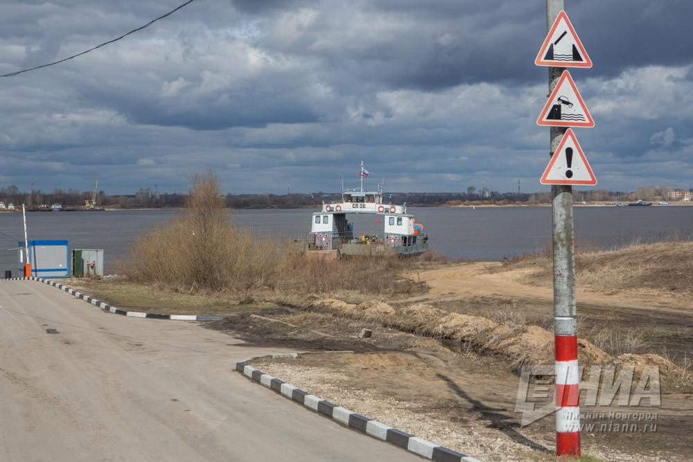 Наплавные мосты вПавлове иПильнинском районе откроют для автомобилистов
