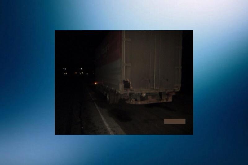 Пассажирка иномарки погибла при столкновении с фургоном вКстовском районе