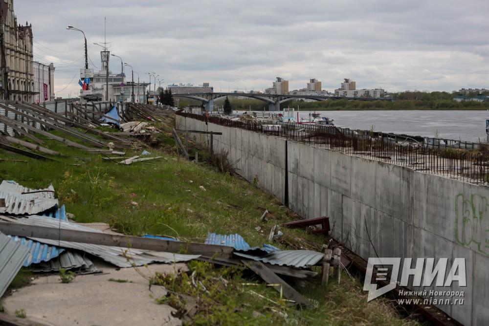 Наблагоустройство Нижне-Волжской набережной истратят 408 млн.