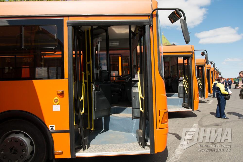 200 новых автобусов появятся вНижнем Новгороде