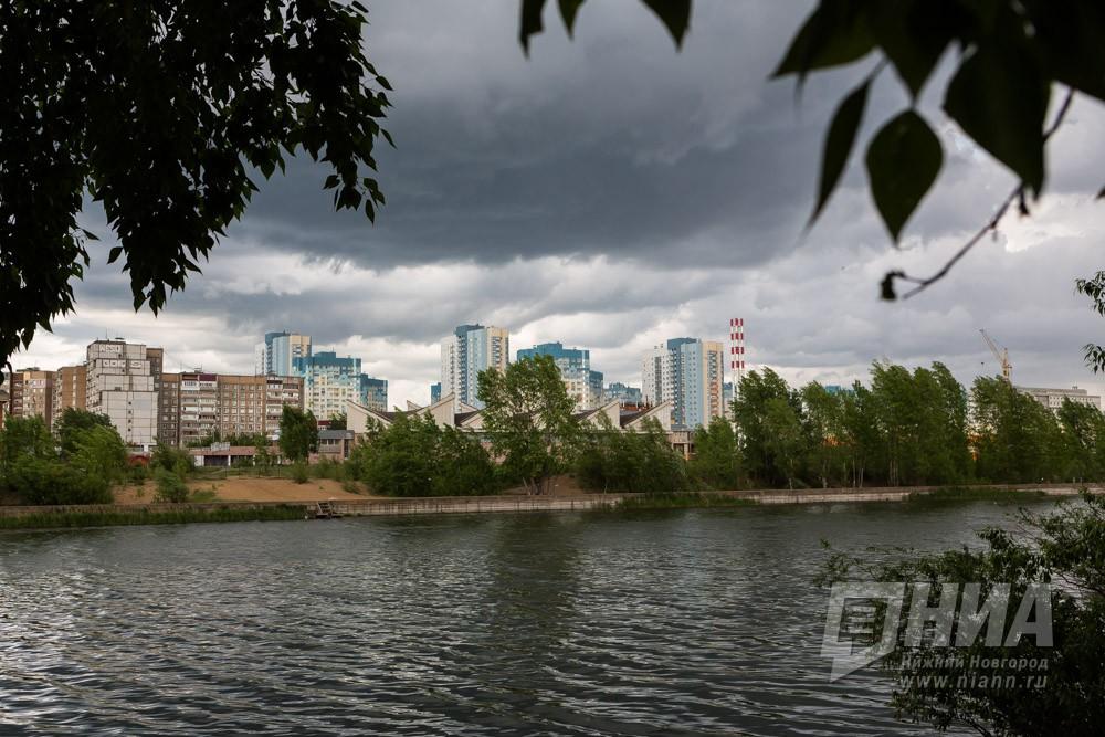 МЧС: ливни, град и шторм обрушатся наНижегородскую область вечером 31мая