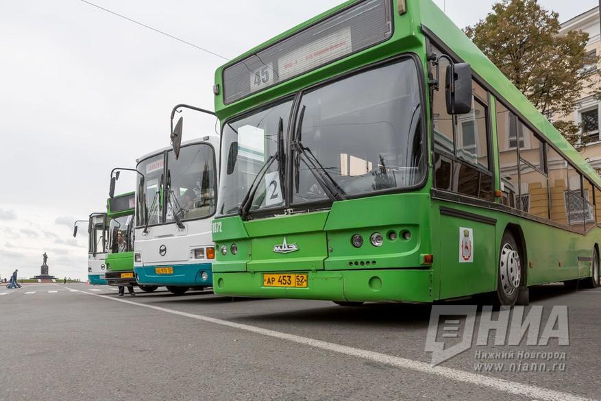 Тарифное меню введут внижегородском транспорте