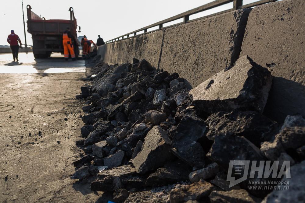400 млн руб. будет стоить ремонт Мызинского моста вНижнем Новгороде