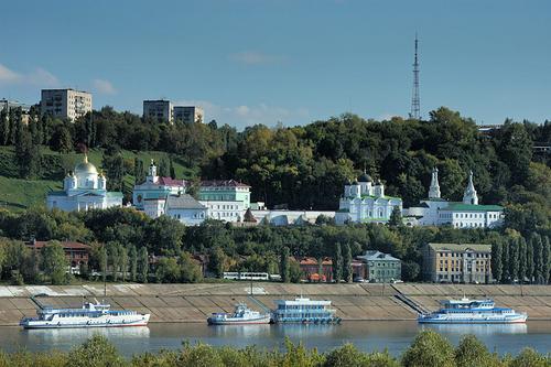 Росимущество передало Нижегородской епархии 4 объекта натерритории Благовещенского монастыря