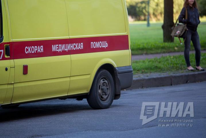 Парень умер в итоге столкновения 2-х авто вСеменовском районе Нижегородской области