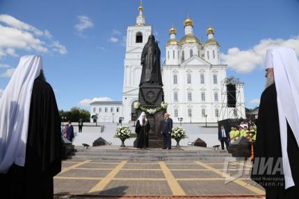 Картинки по запросу открыт памятник сергию страгородскому