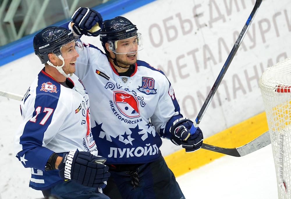 Нижегородское «Торпедо» завоевало Bodensee Cup