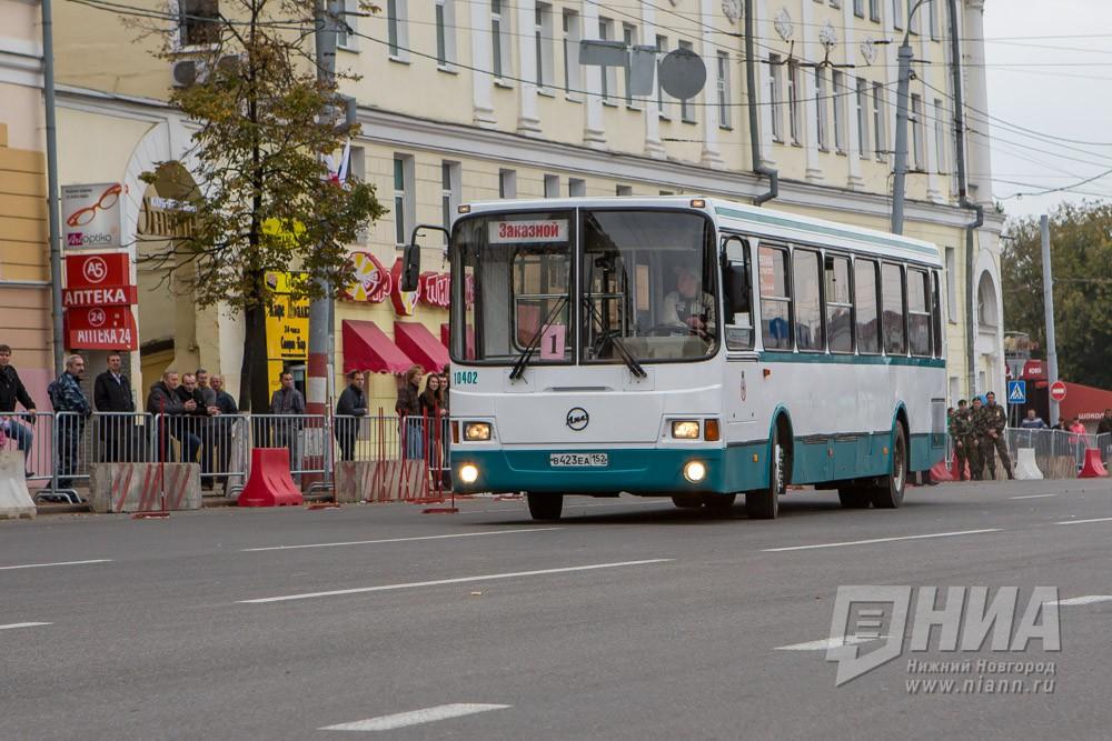 Движение троллейбуса №31 приостановят вНижнем Новгороде