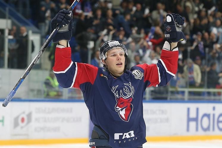 «Торпедо» вНижнем Новгороде одолело ярославский «Локомотив» сосчётом 3:0