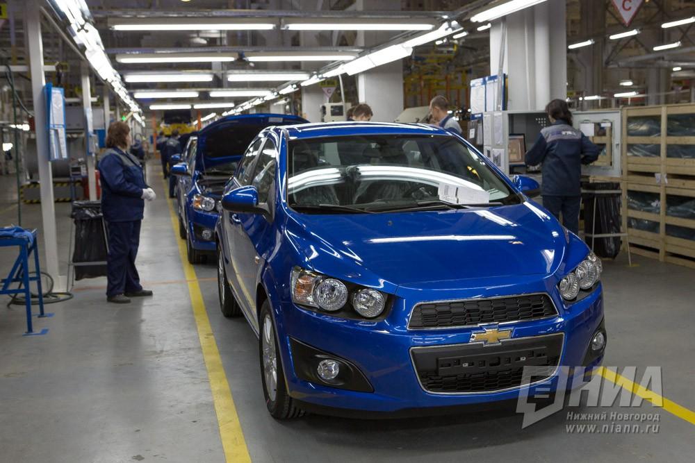 Вконце лета рынок новых легковых машин вырос на26%