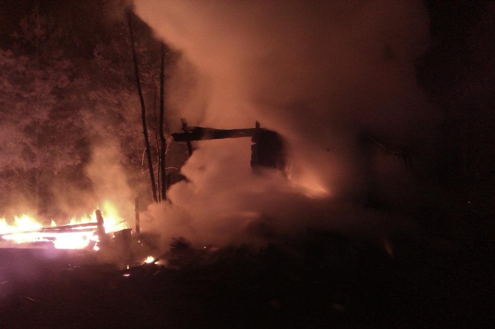ВНижегородской области двое мужчин живьем сгорели из-за неисправной печи