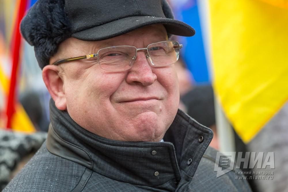 Прежний губернатор Нижегородской области рассматривает Совет Федерации как последующее место работы