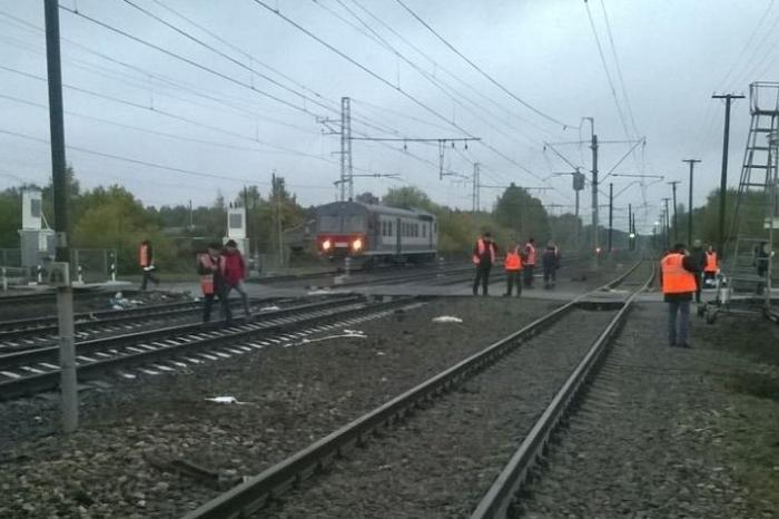 Поезда изНижнего Новгорода задержались из-за происшествия надороге под Владимиром