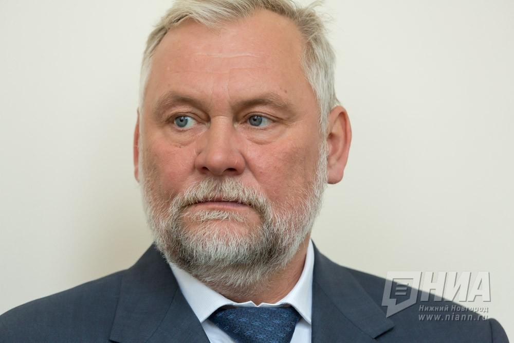 И. о. секретаря НРО «Единой России» назначен Вадим Булавинов