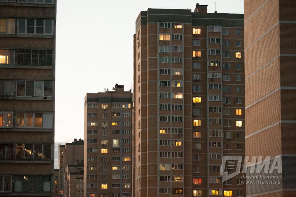 ВНижегородской области ссамого начала года построили 876 тыс. кв. мжилья