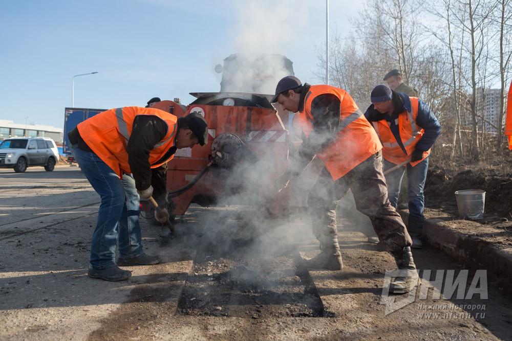 Объявлено, какие дороги починят вНижнем Новгороде в последующем 2018-ом году
