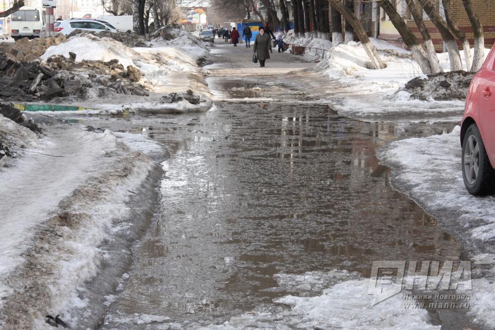 Чиновники Шахуньи починят страшную дороги порешению суда