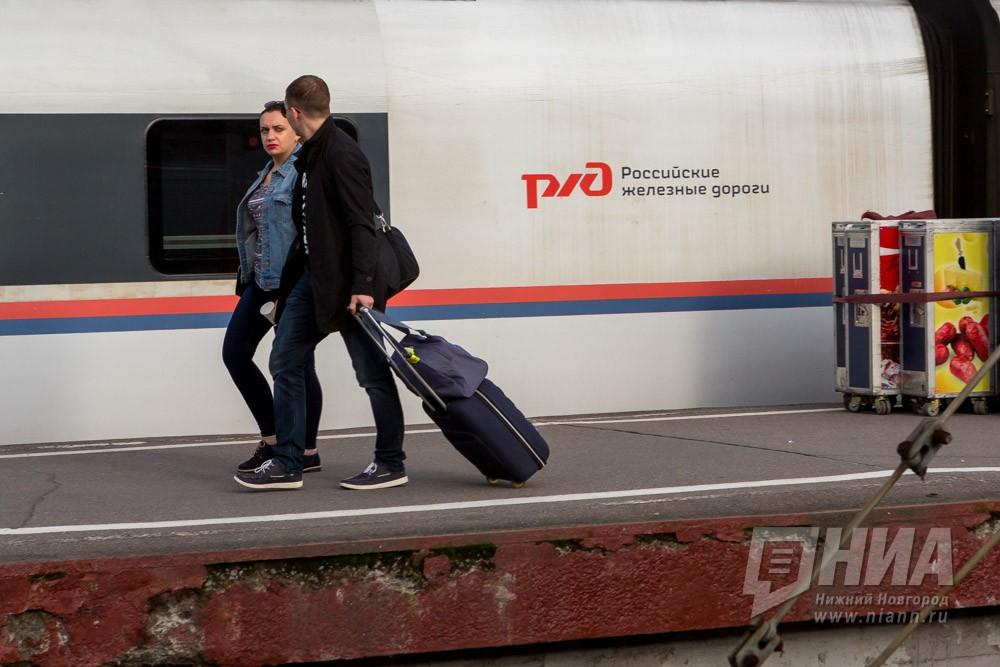 Новая «Ласточка» начнет курсировать помаршруту Москва— Нижний Новгород с1ноября