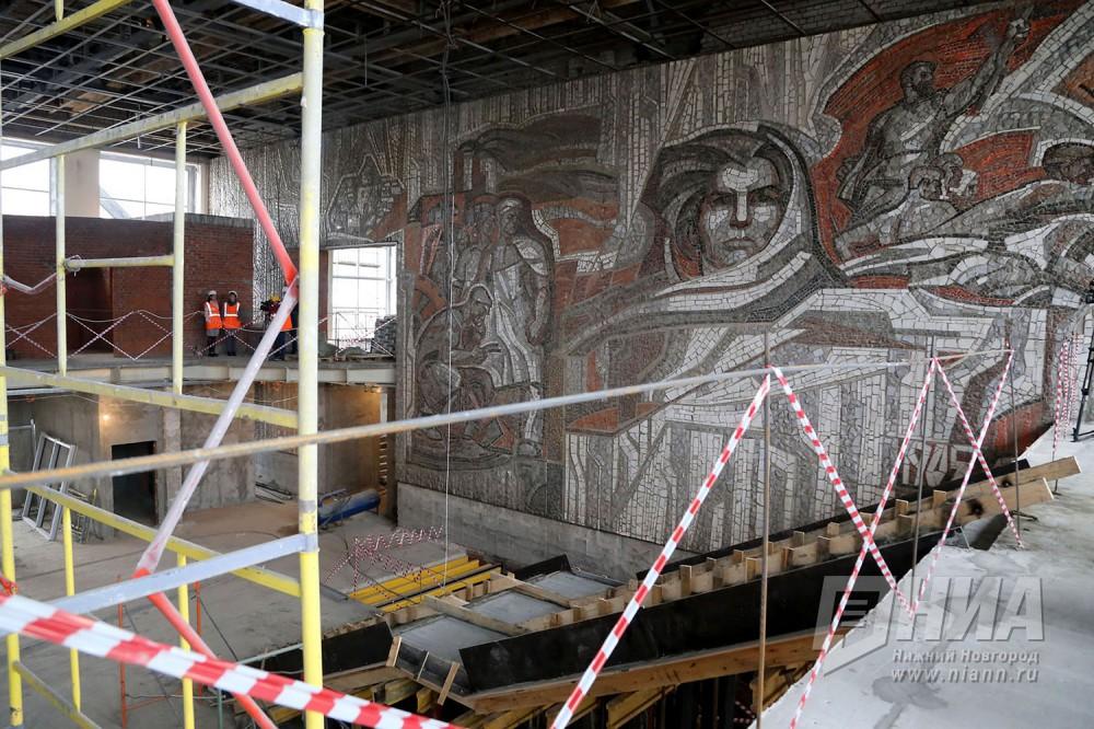 Пропускная способность Московского вокзала вНижнем Новгороде после реконструкции вырастет начетверть