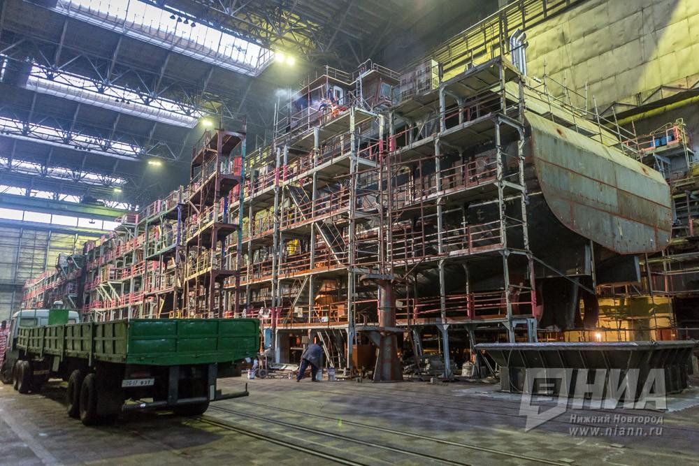 «Окская судоверфь» построит серию из 10-ти несамоходных наливных барж