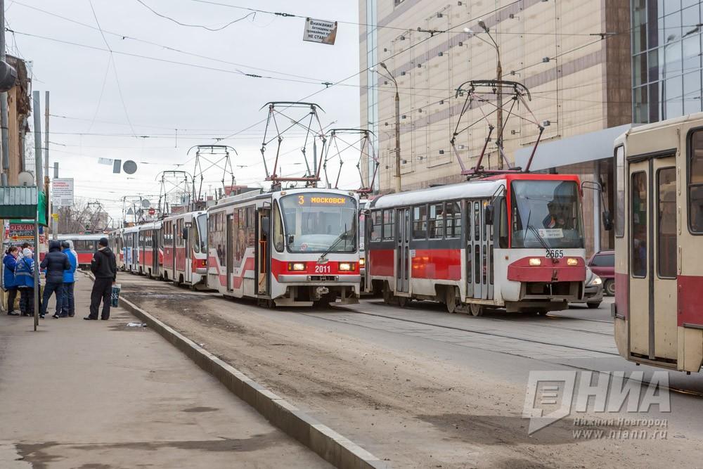 5 млрд руб. получит Нижний Новгород напокупку новых трамваев