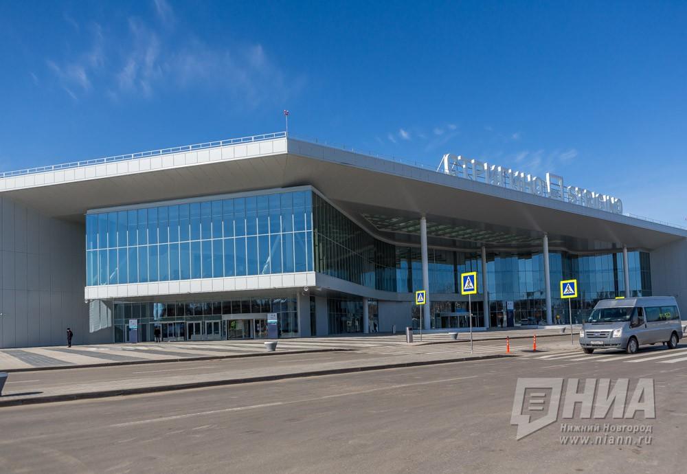 Аэропорт Стригино в2,5 раза увеличил количество чартерных направлений