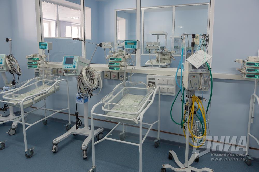 СК узнает, как вЗаволжье новорожденный парень получил ожоги в клинике