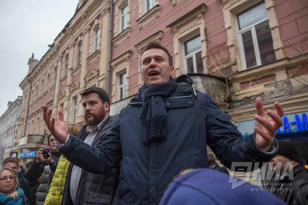 Суд привлек координатора штаба Навального вИжевске кштрафу