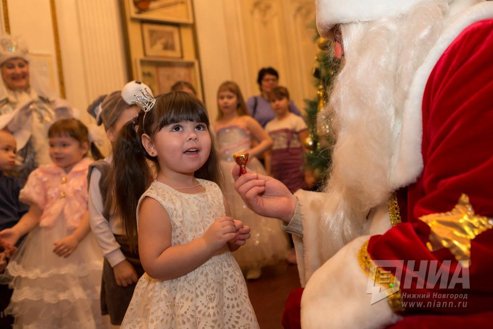 Более 80 благотворительных новогодних мероприятий пройдёт в Нижнем Новгороде в рамках «Горьковской ёлки»