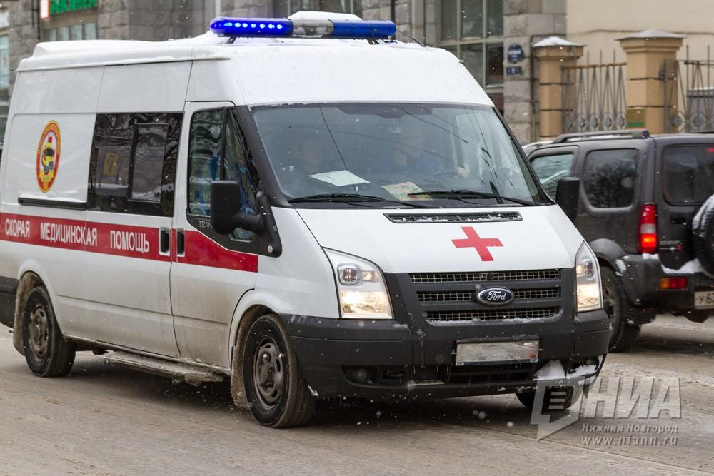 ВНижегородской области машина скорой помощи насмерть задавила пенсионера