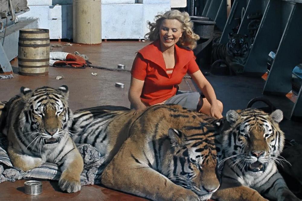Нижегородский цирк готовит торжественное представление вчесть Маргариты Назаровой