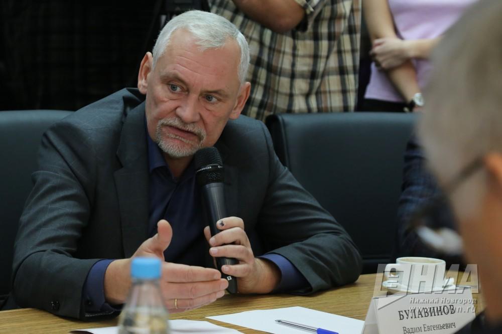 Руководитель нижегородского отделения «Единой России» подал вотставку