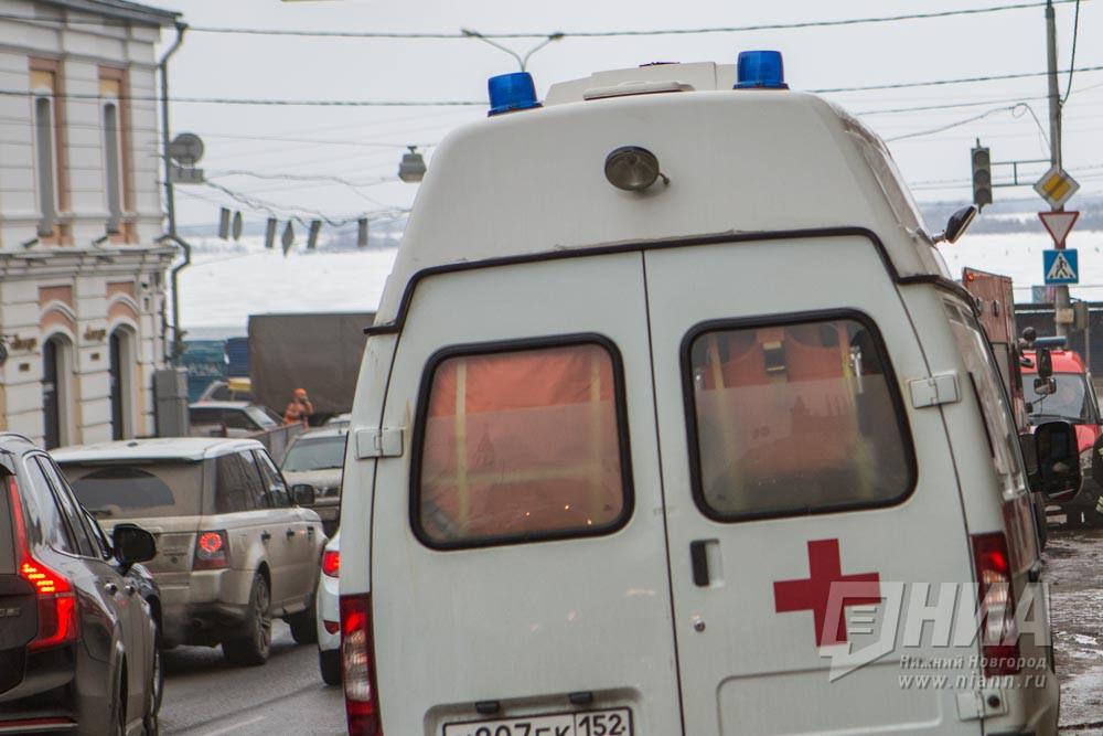 Восемь человек пострадали вДТП наКазанской трассе