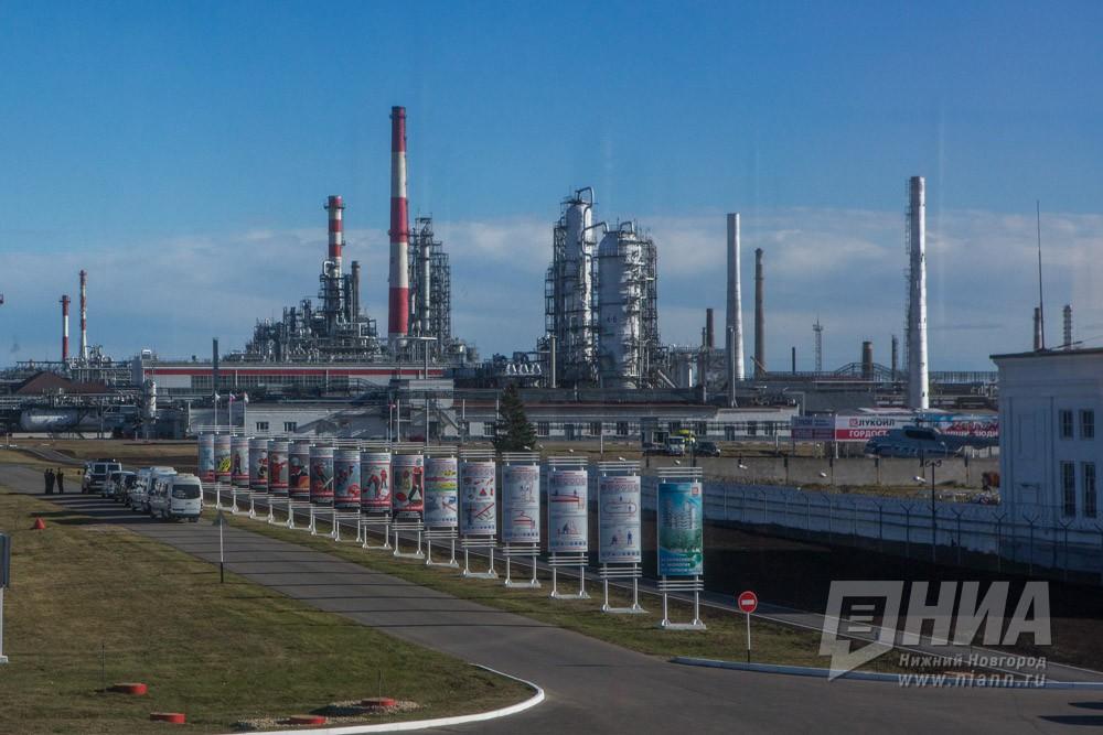 «ЛУКОЙЛ» инвестирует $1 млрд вкомплекс переработки нефтяных остатков наКстовском НПЗ