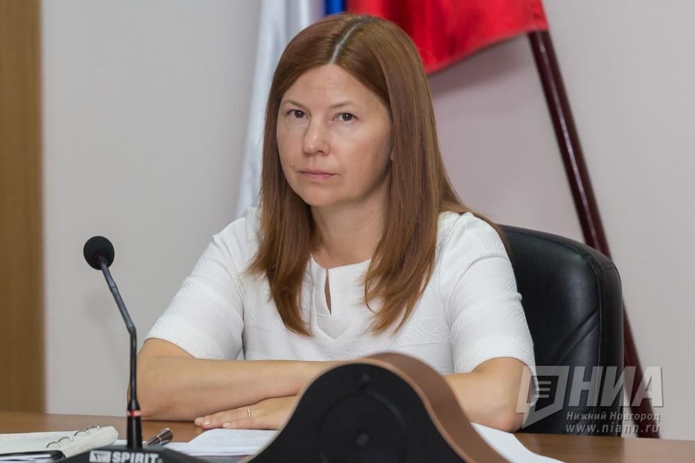 Руководитель Нижнего Новгорода Елизавета Солонченко оставляет собственный пост