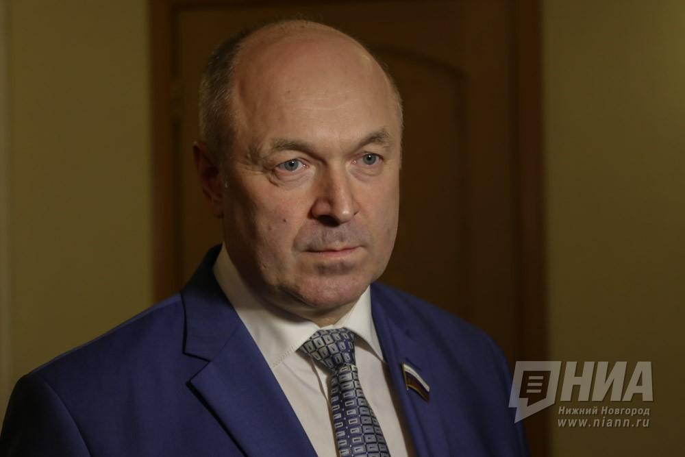 Спикер нижегородского заксобрания ожидает, чем завершится дело Сорокина